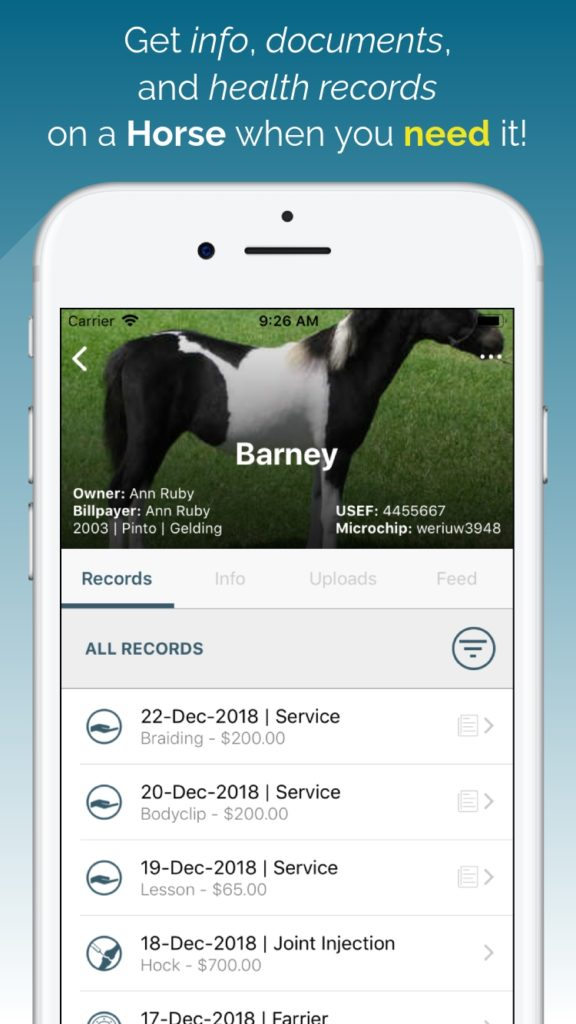 Stable Secretary | Equine Record Keeping and Business Software